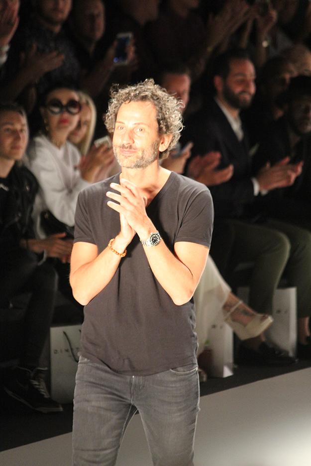 Designer Dimitri Fashionshow Berlin Fashion Week Juli 2015
