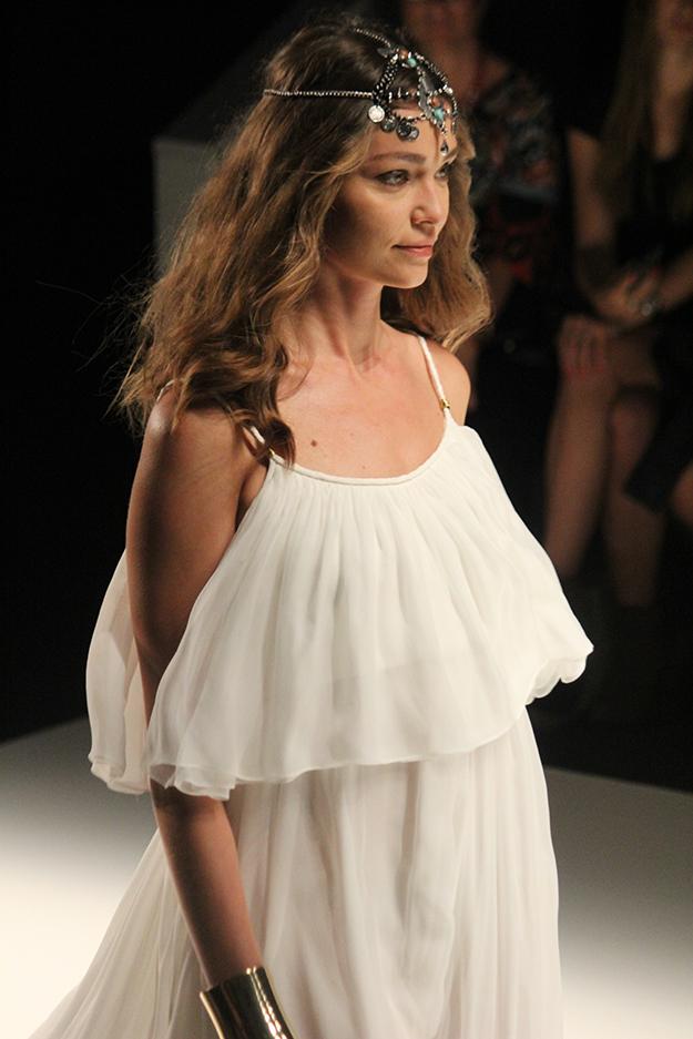 Dimitri Berlin Fashion Week Juli 2015 Tunika Kleid 12