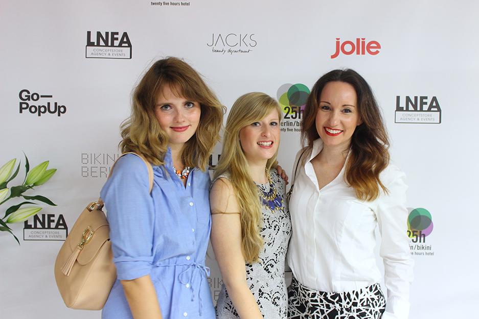 Jolie Opening Party mbfw Modebloggerinnen 02