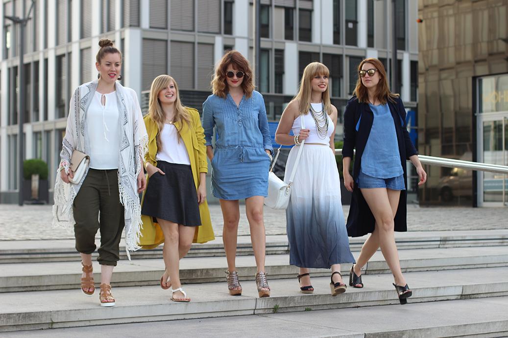 Tom Tailor Spring Summer Kollektion Kölner Blogger Mädels