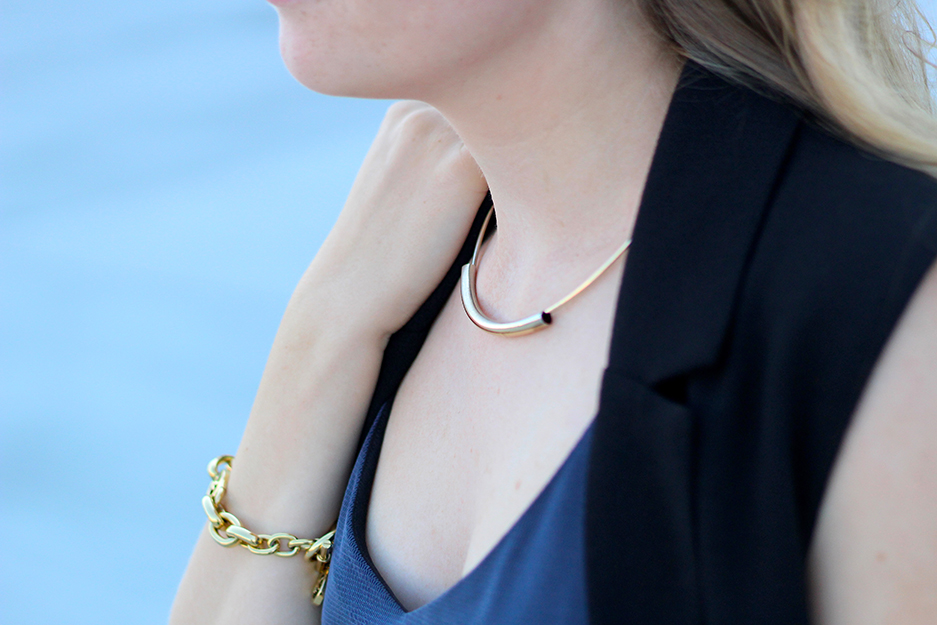 09 Goldener Schmuck Fashion Blog Köln ootd Streetstyle