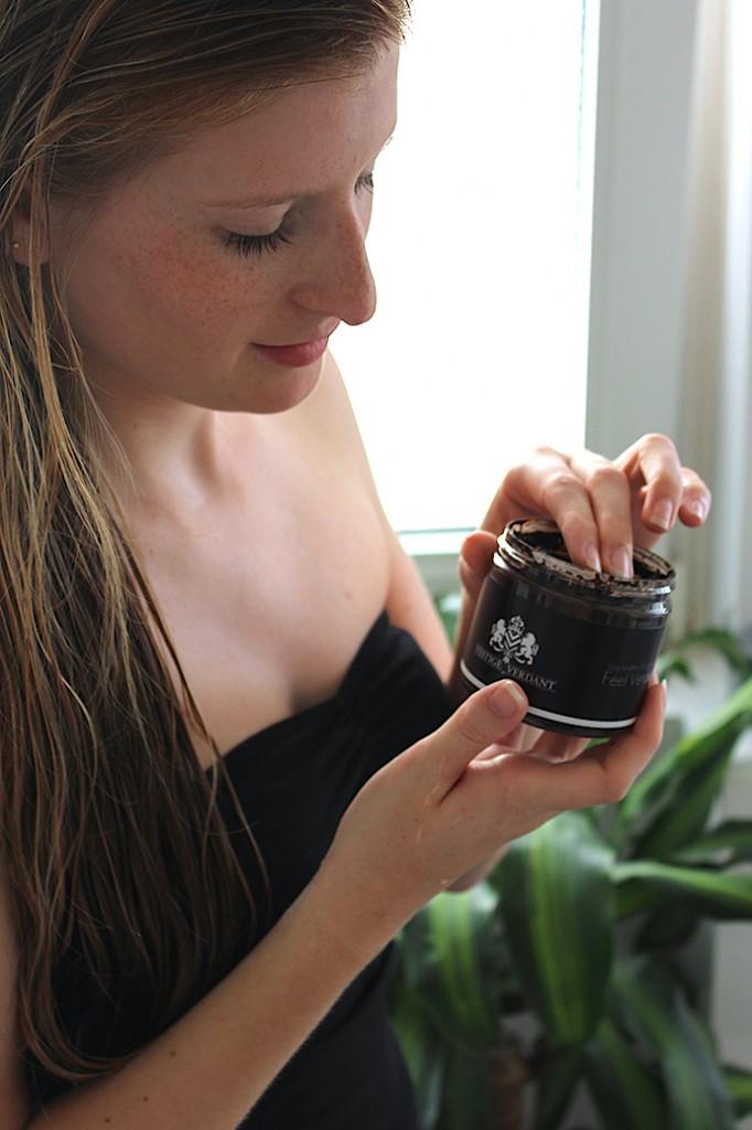Beauty Blog Köln organische Gesichtsmaske Vestige Verdant testbericht