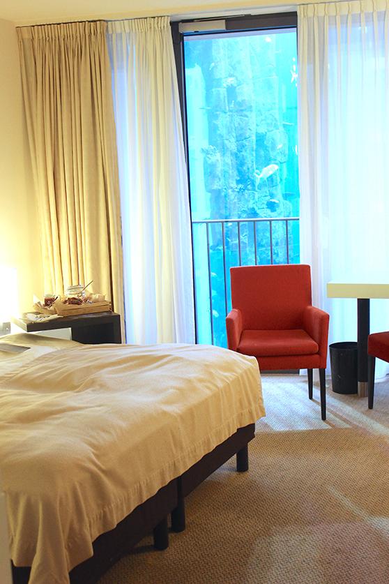 Hotel Radisson Blu Berlin Fashion Week Blogger Standard Doppelzimmer