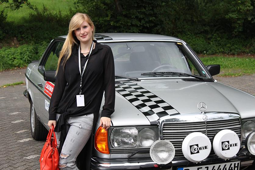 Rallyetag in Düsseldorf – Rhein-Ruhr-Rallye 2015