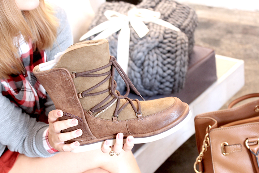 Fashion Blogger Event UGG Australia neue Kollektion Herbst Winter 2015 2016