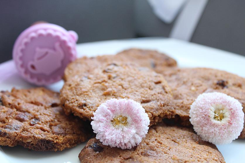 Geschenkidee zum Omatag: leckere Schoko Cranberry Plätzchen