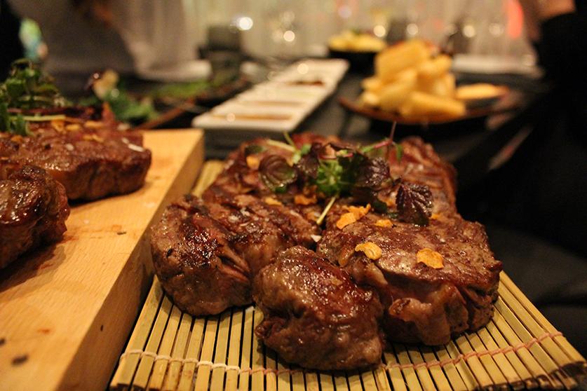 Das US-Beef.
