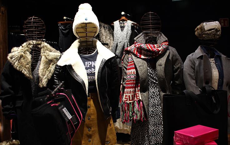 Fashion Blog Köln Cologne Superdry Store Eröffnung Store Opening Modeblogger Wintermode