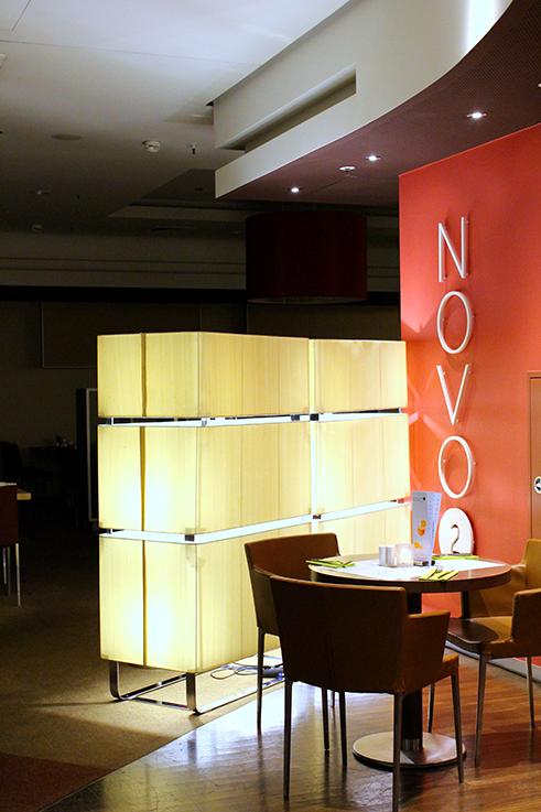 Hotel Novotel Aachen City weihnachtliches Wochenende Hotelbericht Reiseblog NovoSquare Bar