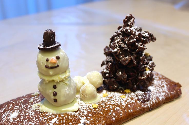 Hotel Novotel Aachen City weihnachtliches Wochenende Hotelbericht Reiseblog backen Schneemann Weihnachtsbaum