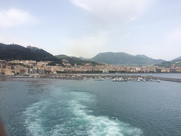 Reiseblog Luxus Kreuzfahrt Ausblick Review Mittelmeer MSC