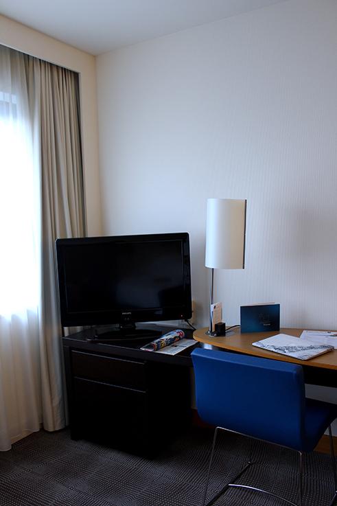 Weihnachtsmarkt Aachen Hotel Hotelzimmer Fernseher Novotel Aachen City weihnachtliches Wochenende Hotelbericht Reiseblog