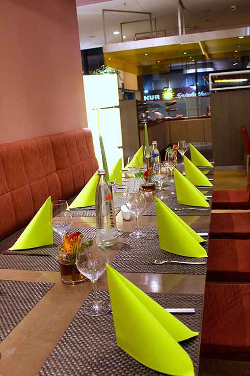 Weihnachtsmarkt Aachen Hotel Novotel Aachen City weihnachtliches Wochenende Hotelbericht Reiseblog Restaurant NovoSquare