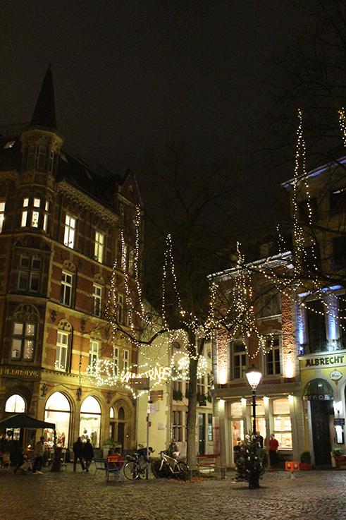 Weihnachtsmarkt Aachen Hotel Novotel Aachen City weihnachtliches Wochenende Hotelbericht Reiseblog Weihnachtsmarkt Aachen by night