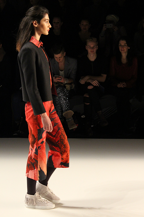Anne Gorke Fashion Show DYE & THE SKY Herbst:Winter 2016:17 Fashion Week Berlin Januar 16 Modeblog 6