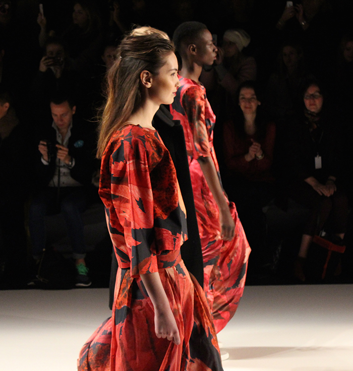 Anne Gorke Fashion Show DYE & THE SKY Herbst:Winter 2016:17 MBFWB Januar 16 Modeblog Finale 92