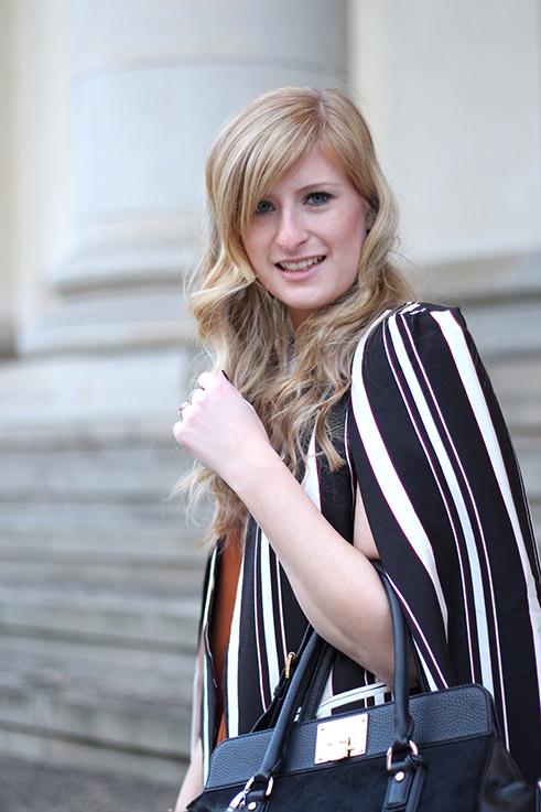Fashion Week Outfit MBFW Cape-Blazer kombinieren Fashion Blog Köln OOTD 6