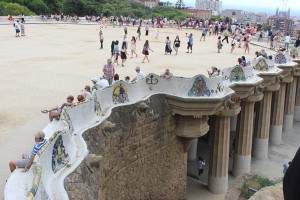 Park_Güell_Barcelona_Antoni_Gaudi_Reisetipp_Travelblog_Brinisfashionbook