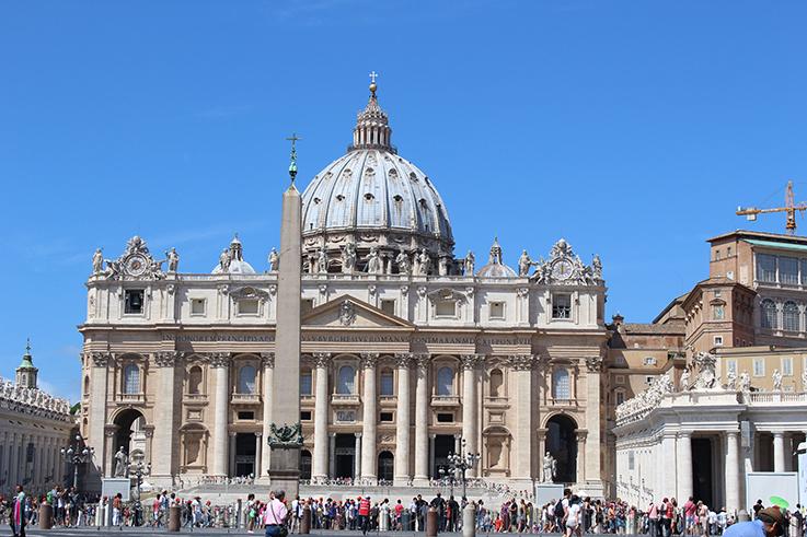 Petersdom_Petersplatz_Vatikan_Rom_Traveblog_Reisetipp_Reisetipps_Reiseziele_Europa _Reiseberichte