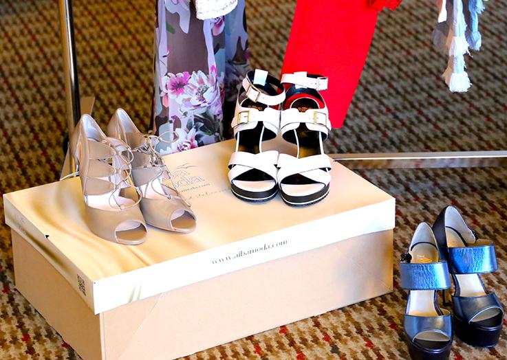 High Heels Alba Moda Blogger Brunch Hilton Berlin MBFW Blogger Event Modeblog