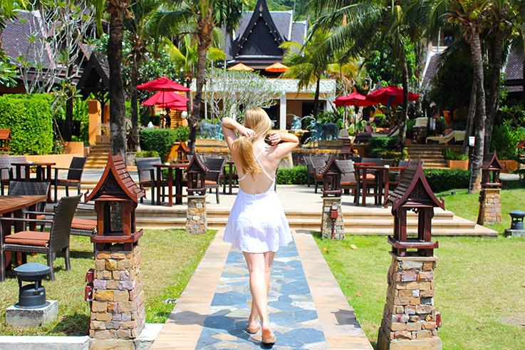 Amari Vogue Krabi Thailand Luxushotel Hotelbericht Review Reiseblog Restaurant Bellini Italian Lifestyle blog