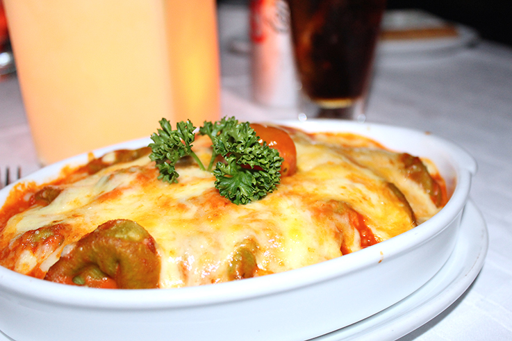Amari Vogue Krabi Thailand Luxushotel Hotelbericht Review Reiseblog Restaurant Bellini Italian Pasta