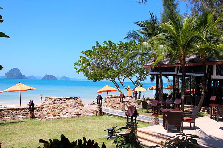 Amari Vogue Krabi Thailand Luxushotel Hotelbericht Review Reiseblog Restaurant Bellini Italian