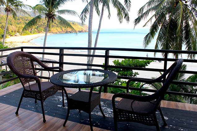 Anda_Lanta_Resort_Thailand_Hotel_Koh_Lanta_Hotelbericht_Reiseblog Balkon Ausblick