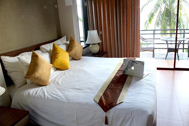 Anda_Lanta_Resort_Thailand_Hotel_Koh_Lanta_Hotelbericht_Reiseblog Schlafzimmer