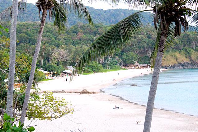 Anda_Lanta_Resort_Thailand_Hotel_Koh_Lanta_Hotelbericht_Reiseblog Klongjark Beach 2