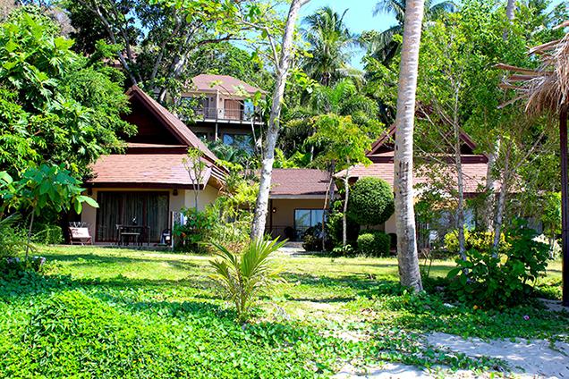 Anda Lanta Resort auf Koh Lanta | Traumstrand in Thailand