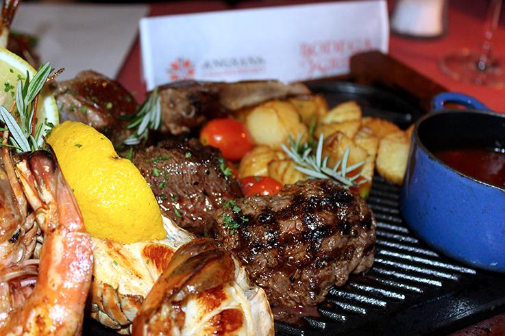 Angsana_Laguna_Bodega_und_Grill_Restaurant_Surf_and_Turf_Travelblog_Luxushotel_Thailand_bestes Essen