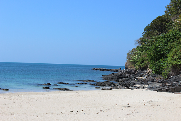 Koh Lanta Thailand Traumstrand Klongjark Beach Paradies Reiseblog