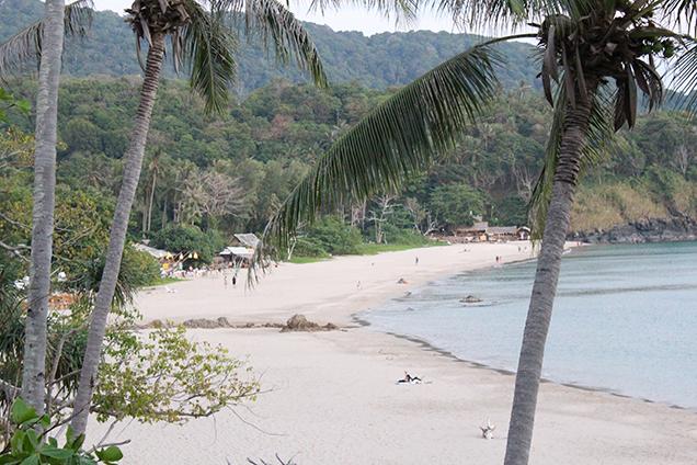 Koh Lanta Thailand Traumstrand Klongjark Beach Paradies
