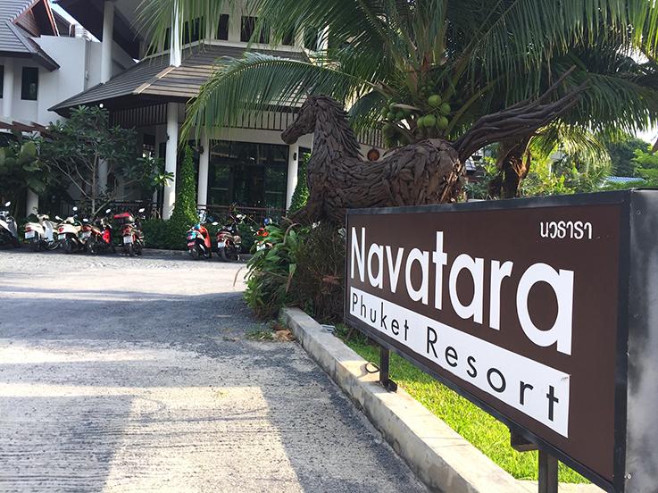 Navatara Phuket Resort Hotel Thailand Hotelbericht Reiseblog BrinisFashionBook