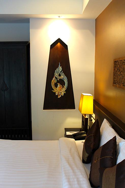 Navatara Phuket Resort Hotel Thailand Hotelbericht Reiseblog Deluxe Zimmer