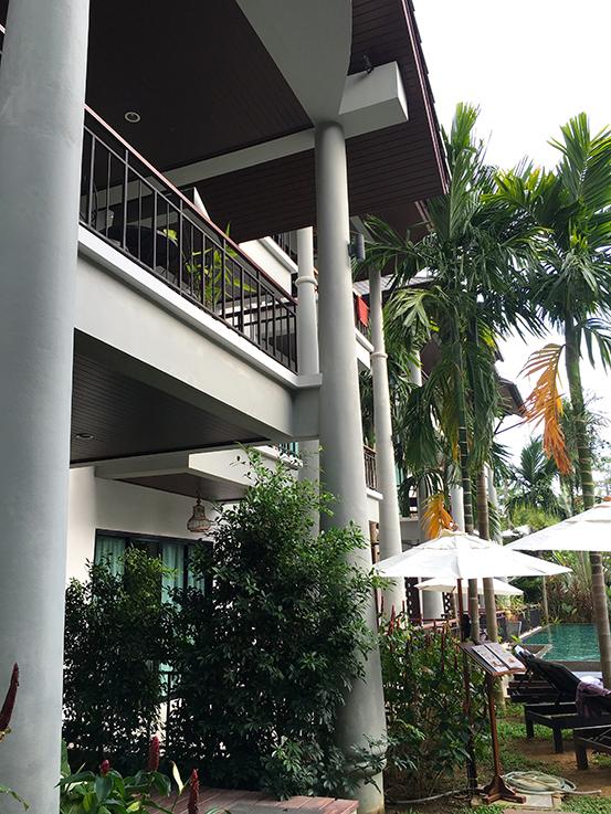 Navatara Phuket Resort Hotel Thailand Hotelbericht Reiseblog