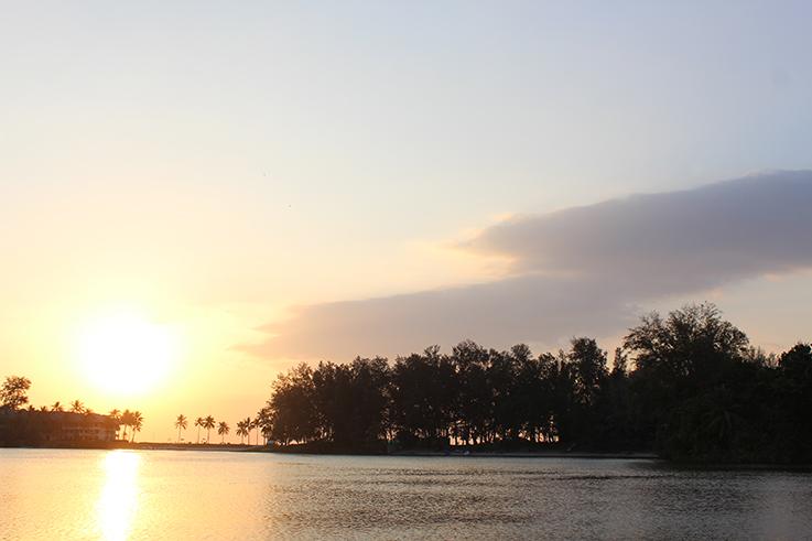 Top 10 Thailand Reise Tipps was muss unbedingt in den Koffer Sonnenuntergang traumhaft