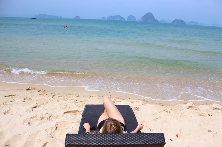 Tub Kaek Beach Traumstrand Amari Vogue Krabi Thailand Luxushotel Hotelbericht Reiseblog