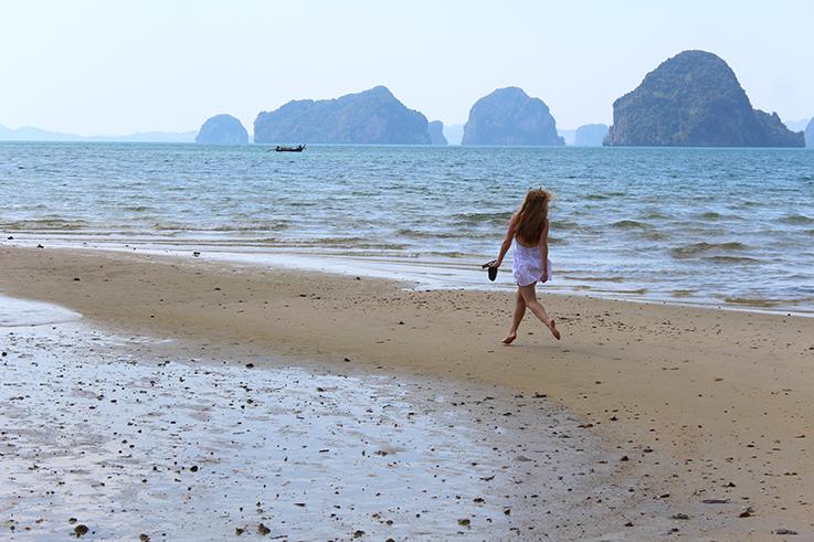 Tub Kaek Beach Traumstrand Amari Vogue Krabi Thailand Luxushotel Hotelbericht Review Modeblog