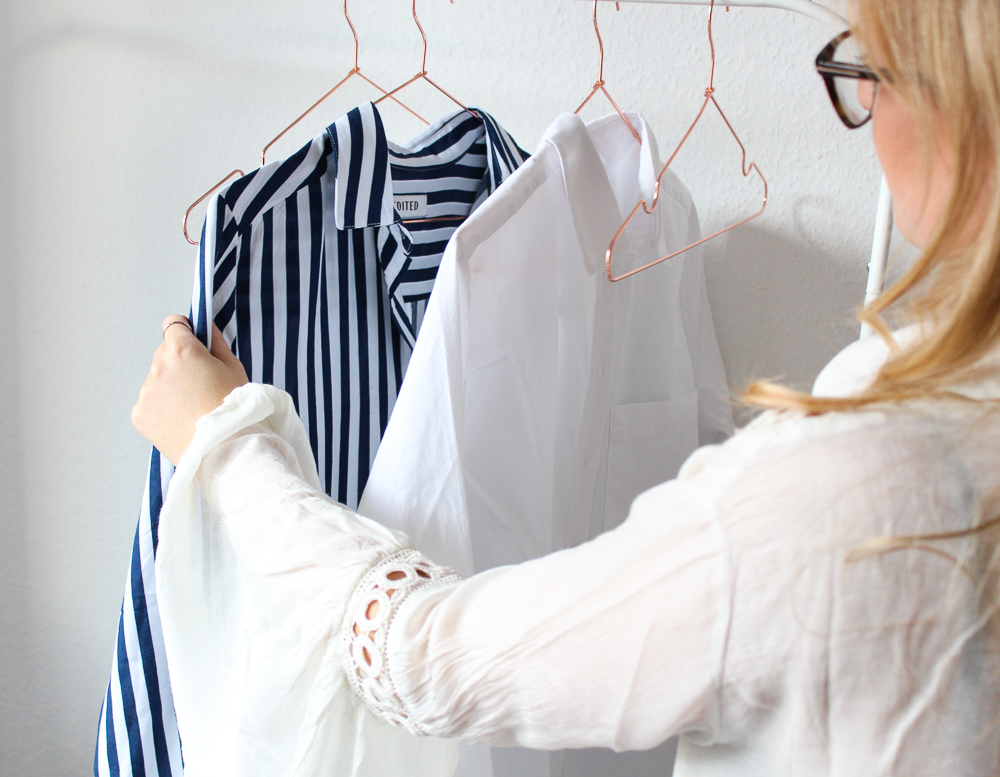 Modeblog Deutschland Frühlingstrends Blusen