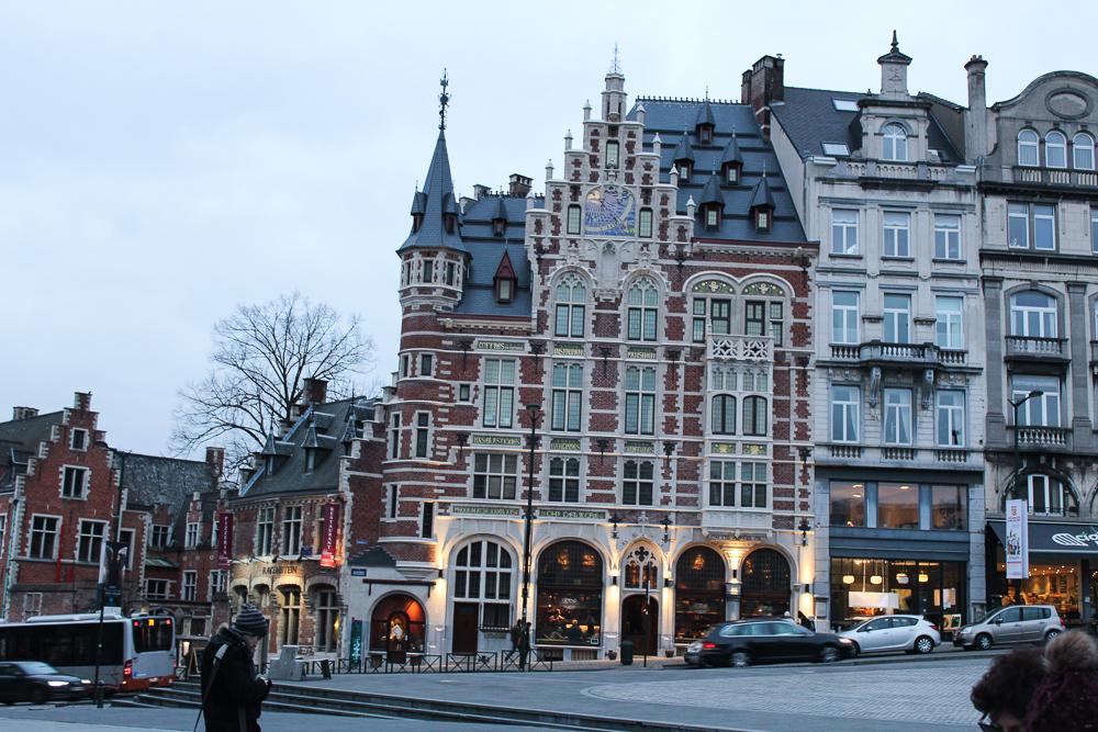 Wochenendtrip Europa Reiseblog Brüssel Sightseeing Architektur Sehenswürdigkeit Tipp