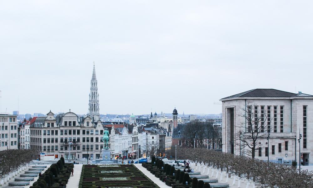 Reiseblog Brüssel Sightseeing Architektur Skyline Sehenswürdigkeit 2