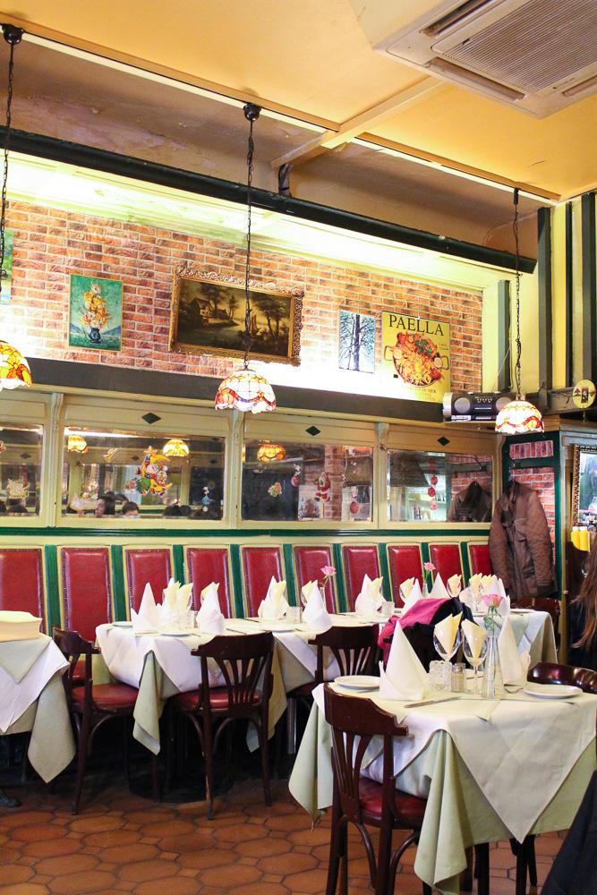 Reiseblog Brüssel Sightseeing Restaurant Sehenswürdigkeit