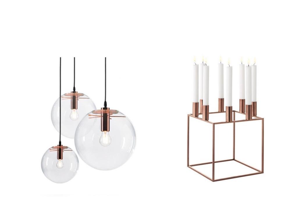 Wohntrend Kupfer Dekoration | Interior Shopping   Brinisfashionbook