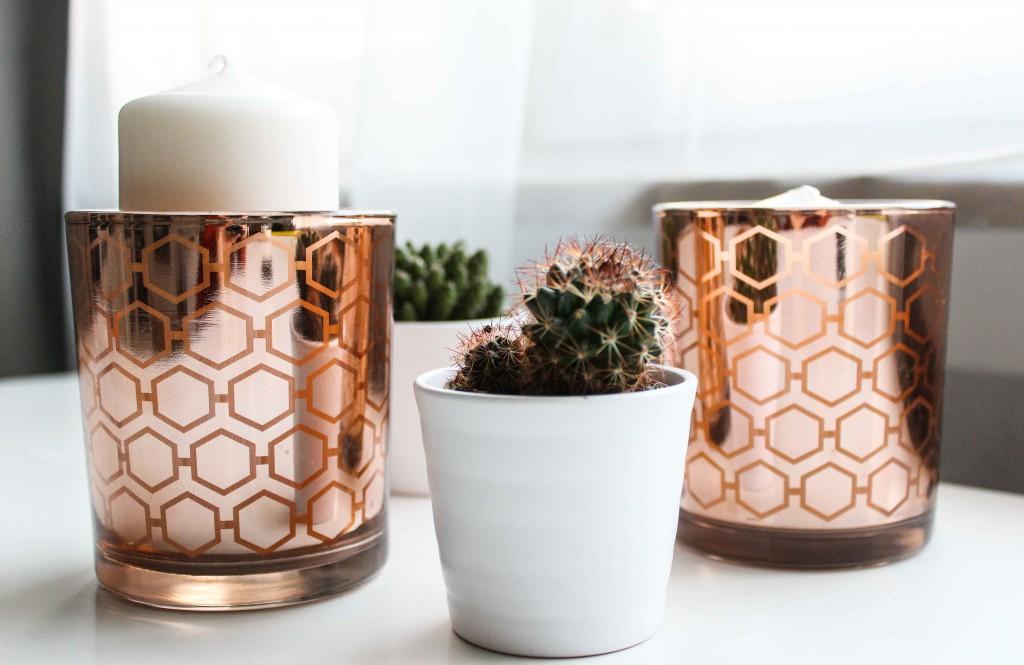 Wohntrend Kupfer Dekoration | Interior Shopping
