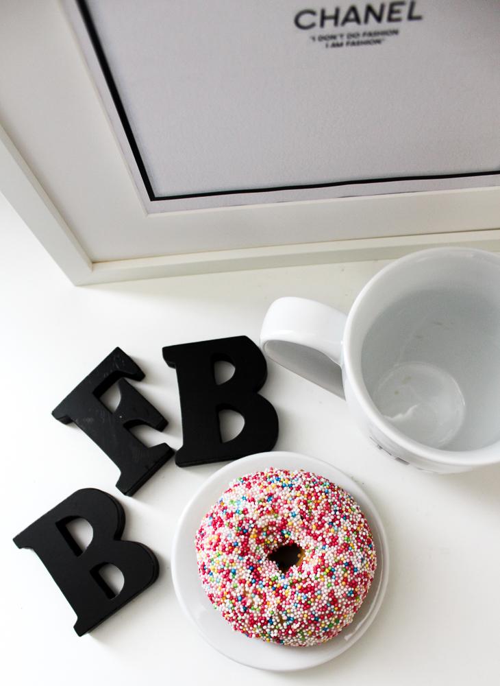 Blogger Arbeitsplatz Modeblog Köln Einblicke Interior Chanel BFB BrinisFashionBook