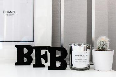 Blogger Arbeitsplatz Modeblogger Arbeitszimmer Einblicke Interior Chanel t