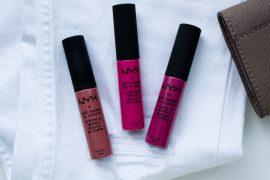 Kylie Jenner Lip Kit Dupe günstig Nyx matt soft matte lip cream nude pink 1