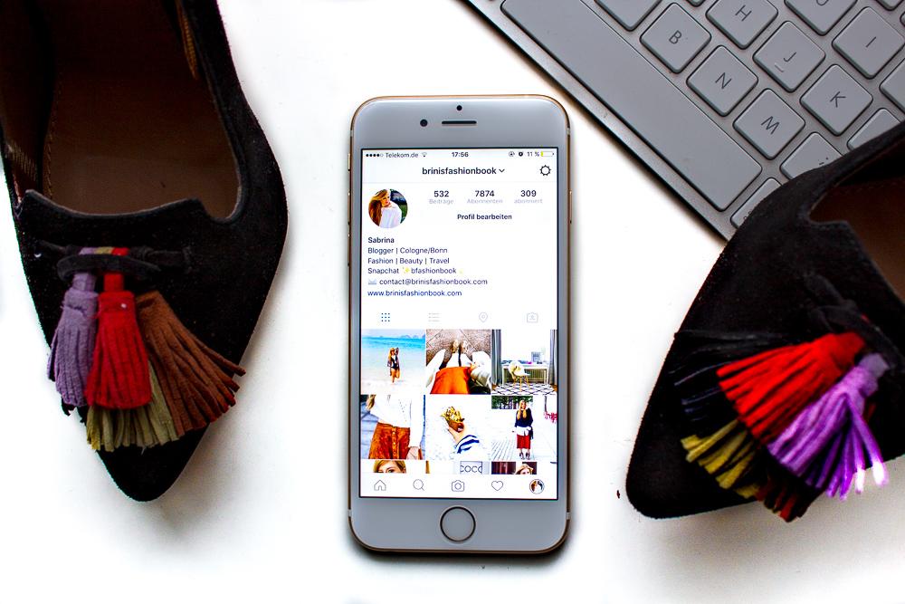 Blogger Tipps: 5 Tipps für hochwertige Instagram-Bilder